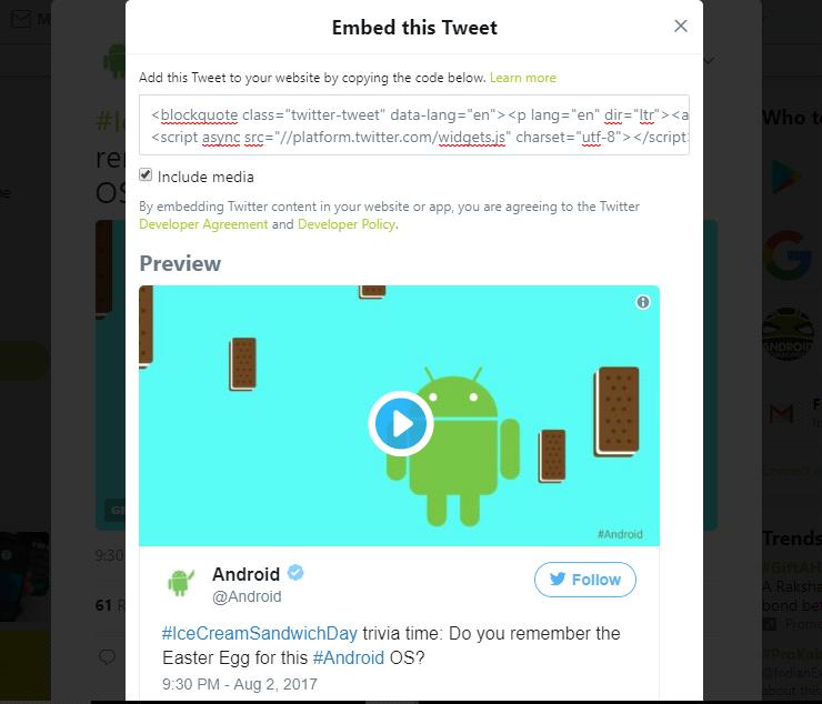 Android-Twitter, shivamujoshi, shivam joshi